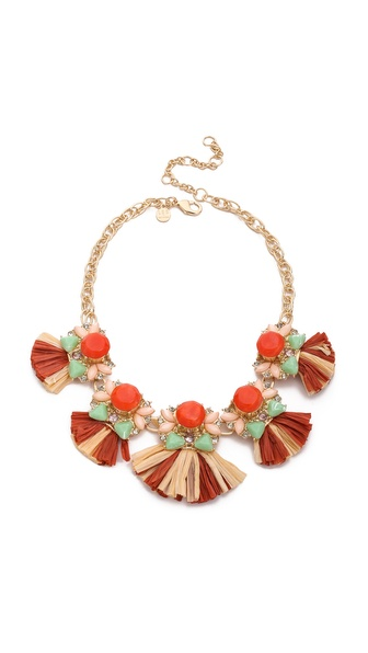 Lee By Lee Angel Fiesta Necklace