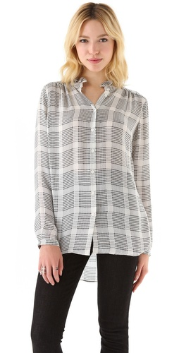 Jeunesse Deneuve Long Sleeve Blouse