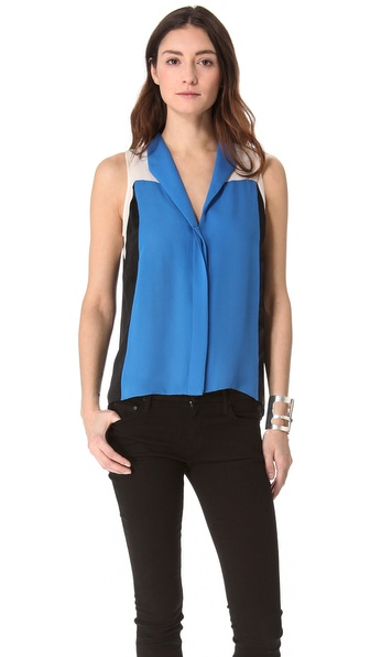 Jeunesse Fanny Colorblock Top