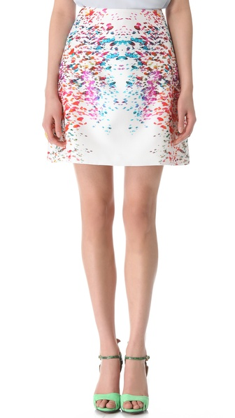 Josh Goot Reef A Line Skirt