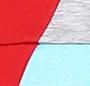 Blue/Grey/Red