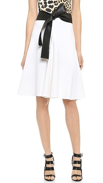 Josh Goot Utility Flare Skirt
