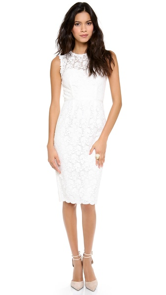 Jill Jill Stuart Lace Dress
