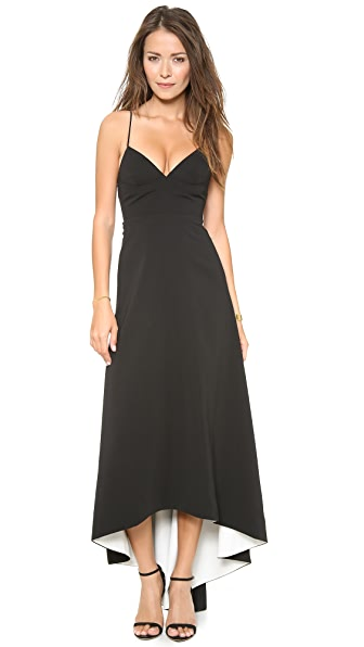 Jill Jill Stuart Lace Back Dress