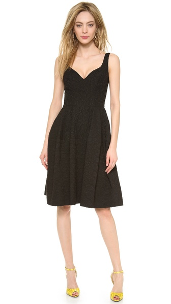 Jill Jill Stuart Sweetheart Neck Dress