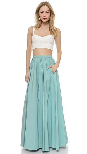 Kupi Jill Jill Stuart haljinu online i raspordaja za kupiti Jill Jill Stuart Two Piece Dress Off White/Mint online