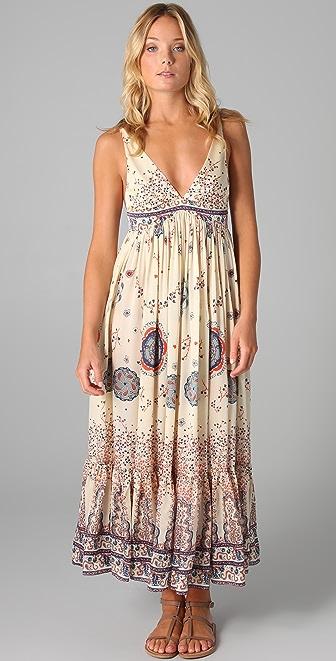 Jill Stuart Suzanne Maxi Dress