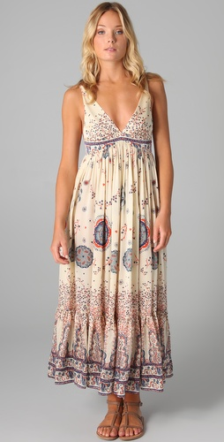 Jill Stuart Suzanne Maxi Dress