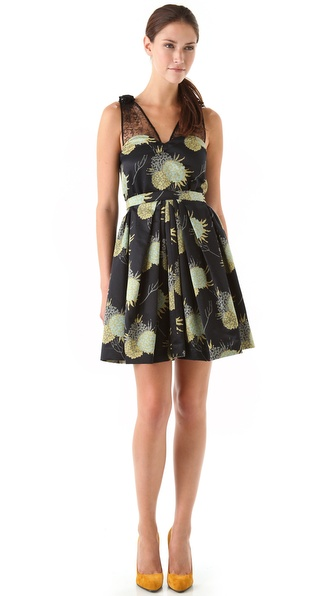 Jill Stuart Madison Silk Dress