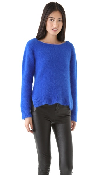 Jill Stuart Arlene Angora Sweater