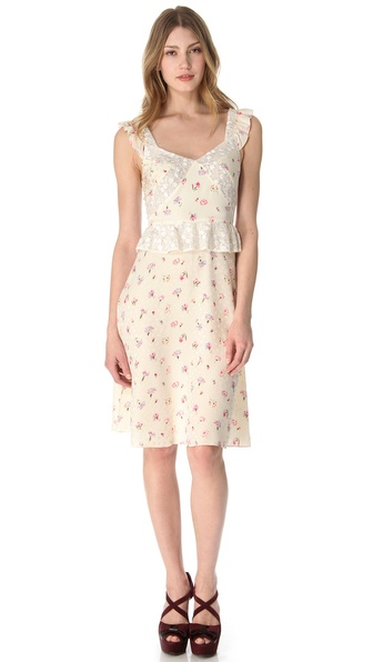 Jill Stuart Mia Dress
