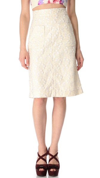 Jill Stuart Moran Skirt