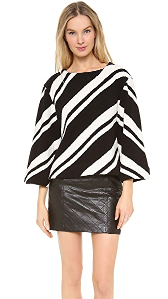 Jill Stuart Sanna Stripe Sweater