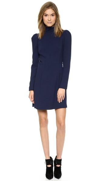 Jill Stuart Christine Turtleneck Dress