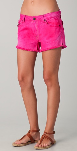 Jimmy Taverniti Short Denim Shorts