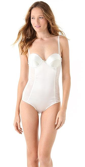 Jenna Leigh Elle Push Up Bodysuit