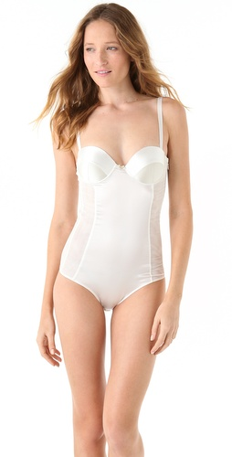 Jenna Leigh Elle Push Up Bodysuit