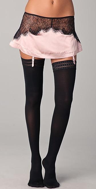 Jenna Leigh Malawi Garter Skirt