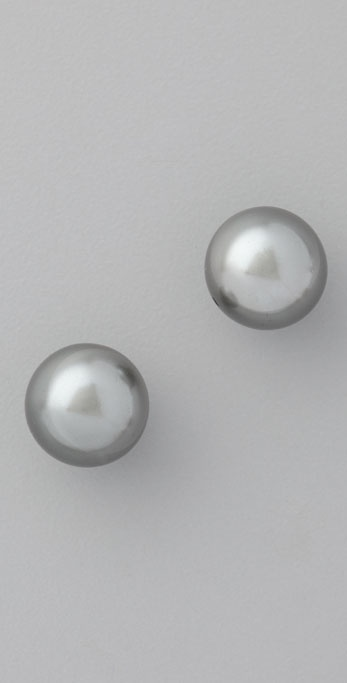 Juliet & Company Pearl Stud Earrings