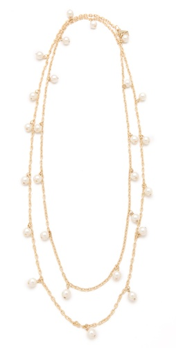Juliet & Company New Pearl Wrap Necklace