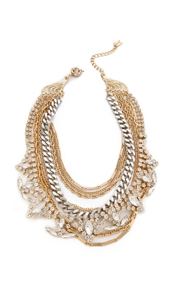 Juliet & Company Mirage Necklace :  necklace style statement necklace jewelry