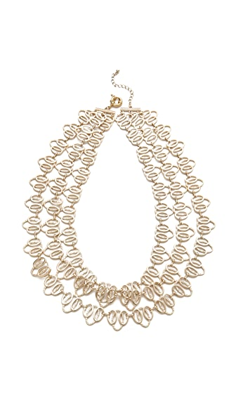 Juliet & Company Lacet Necklace