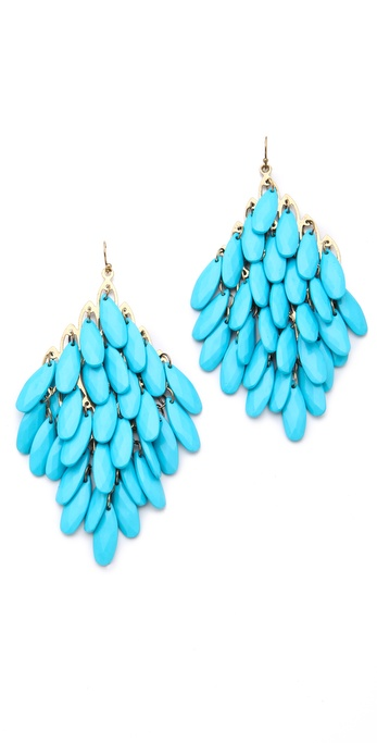 Juliet & Company Retro Color Earrings