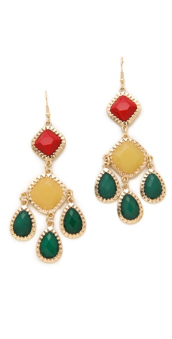 Juliet & Company Primaire Earrings