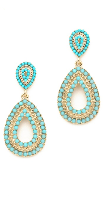 Juliet & Company Beaded Earrings