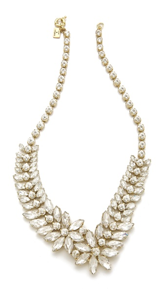 Juliet & Company Feuilles Necklace