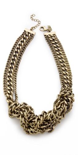 Juliet & Company Tordu Necklace