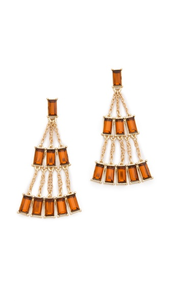 Juliet & Company Baguette Earrings