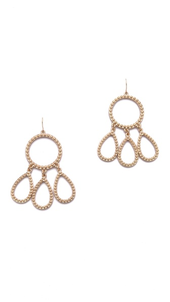 Juliet & Company Perle Chandelier Earrings