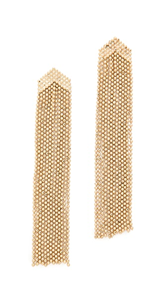 Juliet & Company Gold Sucre Earrings