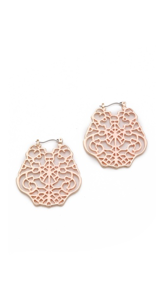 Juliet & Company French Lace Earrings