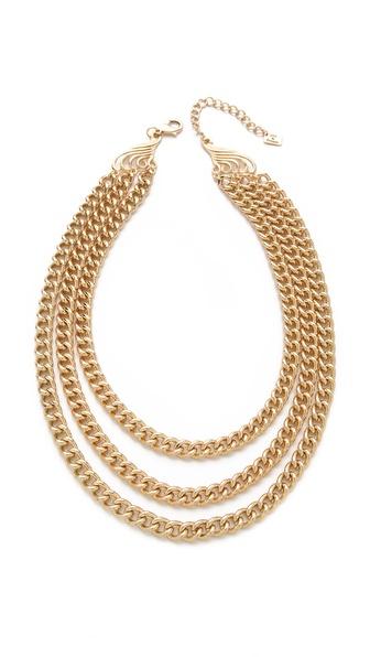 Juliet & Company Decorative Curb Necklace
