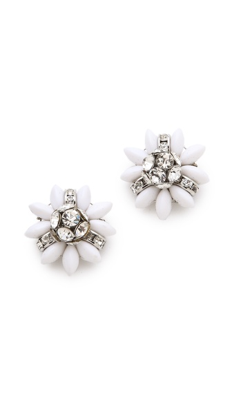 Juliet & Company Marguerite de Glace Earrings