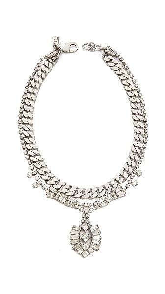 Juliet & Company Deco Pendant Necklace