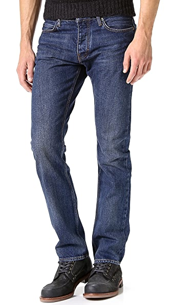Jean Machine J.M-2 Straight Leg Jeans