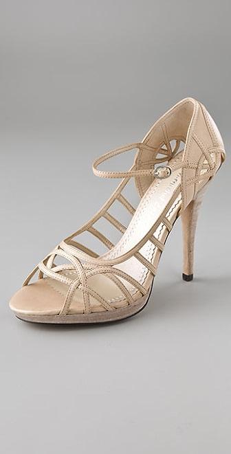 Jean-Michel Cazabat Kala Birdcage Sandals