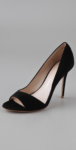 Jean-Michel Cazabat Ola Suede Pumps
