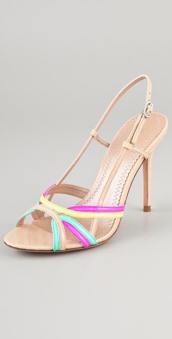 Jean-Michel Cazabat Orabela Strappy Sandals