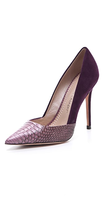 Jean-Michel Cazabat Emma Two Tone Pumps