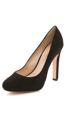 Jean-Michel Cazabat Pascale Suede Pumps