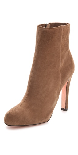 Jean-Michel Cazabat Parisian Suede Booties