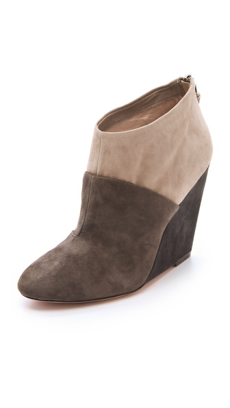 Jean-Michel Cazabat Rica Suede Booties