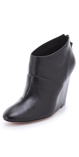 Jean-Michel Cazabat Rica Wedge Booties at Shopbop / East Dane