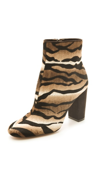 Jean-Michel Cazabat Rosa Haircalf Booties