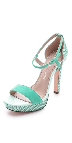 Jean-Michel Cazabat Haniba Platform Sandals at Shopbop.com