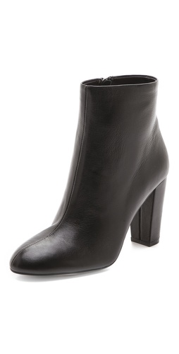 Jean-Michel Cazabat Noni Short Leather Booties at Shopbop / East Dane
